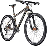 Trek MTB Superfly AL Elite - Bicicleta de montaña para Hombre, Talla L (173-182 cm), Color (Dark Tint/Orange)