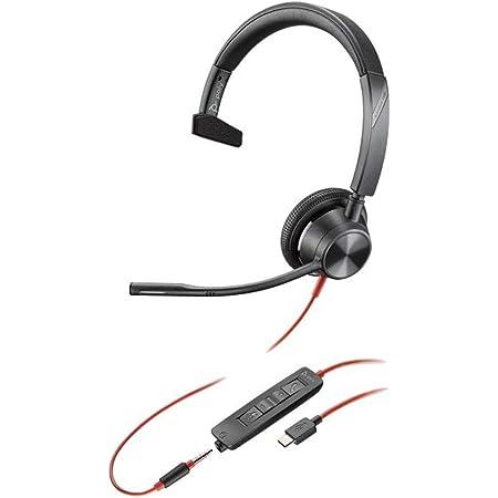 Plantronics Mono Headset Blackwire C3315 Mit Usb C Elektronik