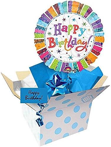 Seleccione de las marcas más nuevas como IdealWigsNet Enviar un Globo - Radiante Feliz Cumpleaños Cumpleaños Cumpleaños 18    deportes calientes