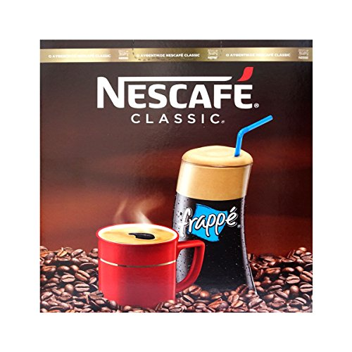 Nescafé Classic 2.75 kg (5 x 550g coffee powder, aluminum packaging) - Catering & Bulk Consumers