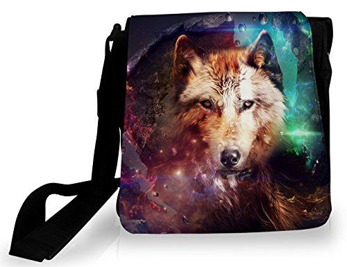 FS - Sacoche Loup galaxie