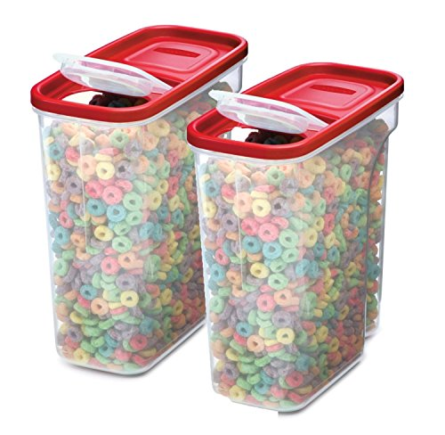 Rubbermaid Modular Cereal Keeper (18-cup, Set of 2)
