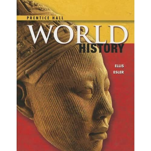 World History Textbook For High School