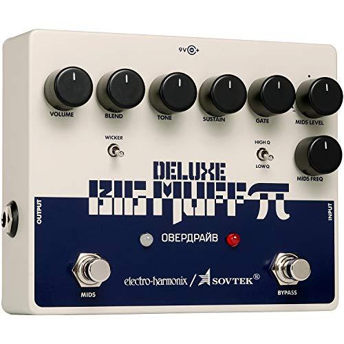 Electro Harmonix Sovtek Deluxe Big Muff Pi Fuzz/Sustainer