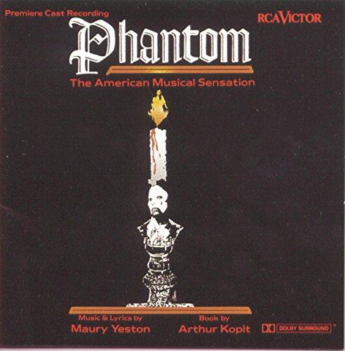 Phantom: The American Musical Sensation (1992 Studio Cast)