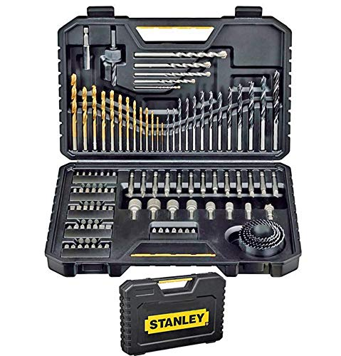 Stanley Drill and Accessories (Pack of 100