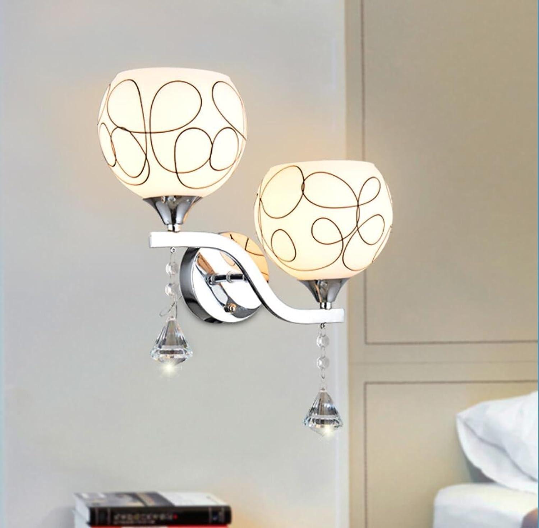 StiefelU LED Wandleuchte nach oben und unten Wandleuchten Bügeleisen Wandleuchten LED Wandleuchte Schlafzimmer Wand lampe Studie Wohnzimmer Wand Lampen, 2 Leiter