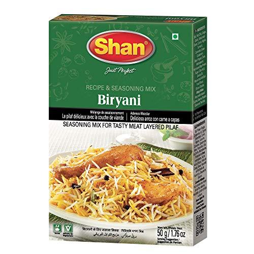 Shan Biryani Mix - Gewürzmischung für Reis mit Fleisch