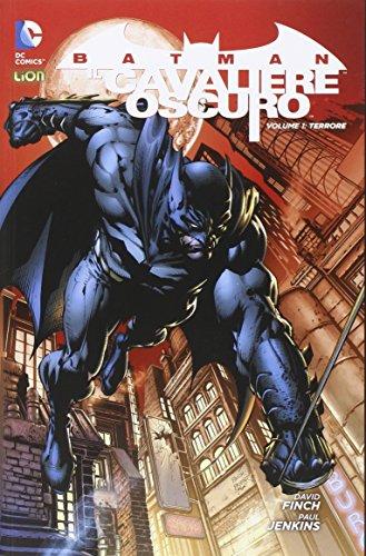 Terrore. Batman. Il cavaliere oscuro (Vol. 1)