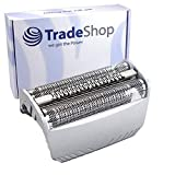 Trade-Shop - Película de afeitar para Braun 320, 330, 340, 5492, 5493, 5494,...