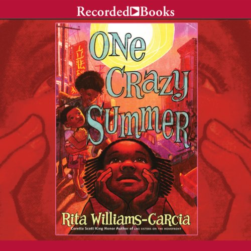 One Crazy Summer cover art