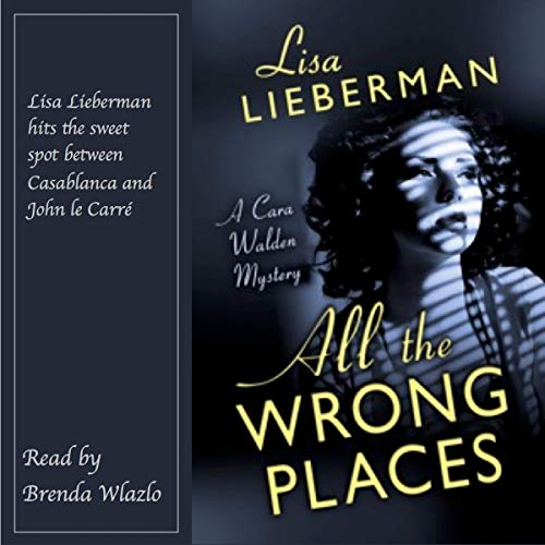 All the Wrong Places audiobook cover art