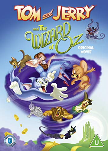 Tom and Jerry and The Wizard of Oz [New line look] [DVD] [2011]