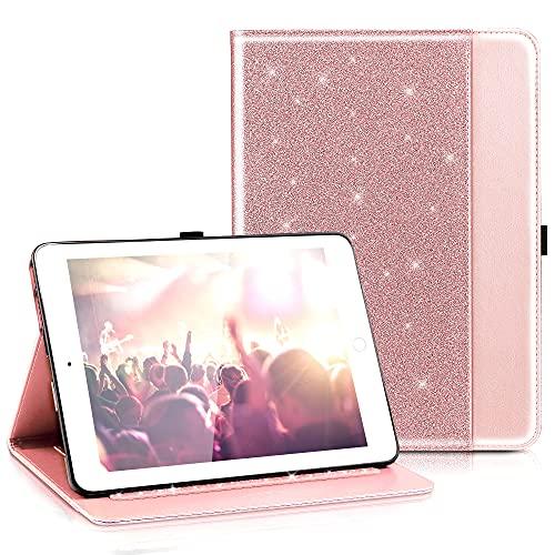 ULAK Capa Para iPad De 6ª Geração E 5ª Geração, Capas Para iPad 9.7 2018/2017, Couro PU Premium Com Vários Ângulos De Visualização, Capa De Suporte Inteligente Para iPad De 9,7 Polegadas