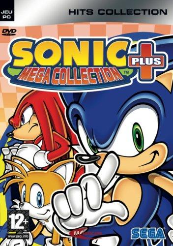 Sonic Mega Collection Plus [FR Import]