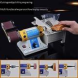 Multifunktionale Schleifmaschine,Polierbock, Poliermaschine,Schleifbock, Schleifmaschine