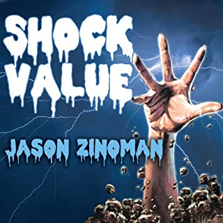 Shock Value audiobook cover art