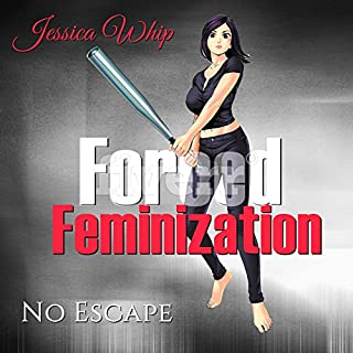 Forced Feminization: No Escape audiobook cover art