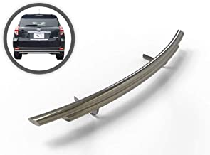 VANGUARD VGRBG-1018-1115SS For Toyota RAV 4 2006-2018 Rear Bumper Guard Stainless Steel Double Layer Style