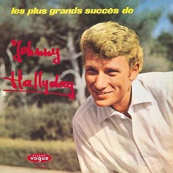 Les plus grands succès de Johnny Hallyday, vol. 5 (Version coffret Les Années Vogue, vol. 1)