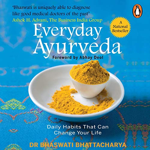 Everyday Ayurveda cover art