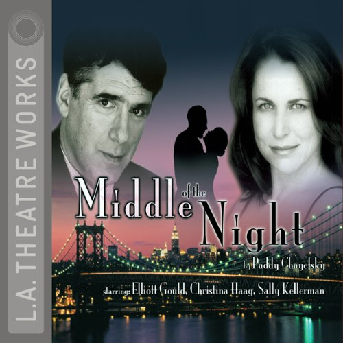 Middle of the Night audiobook cover art