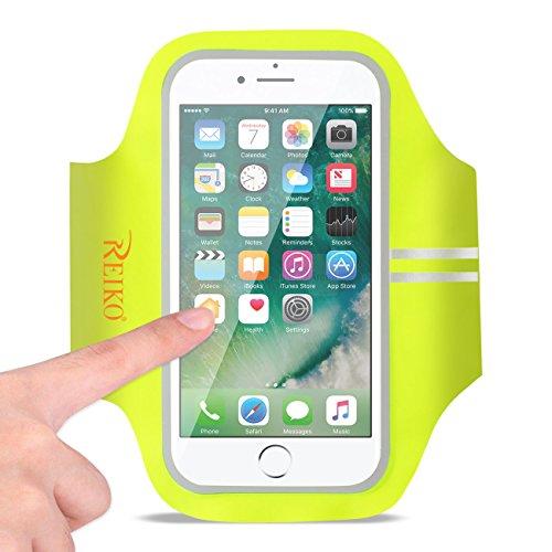 Reiko Cell Phone Case for Google Pixel XL, Samsung Galaxy S6 Edge Plus, Samsung Galaxy S8 Edge, ZTE Axon Pro, ZTE Uhura Grand X3, ZTE Warp 7, ZTE Zmax 2 - Green
