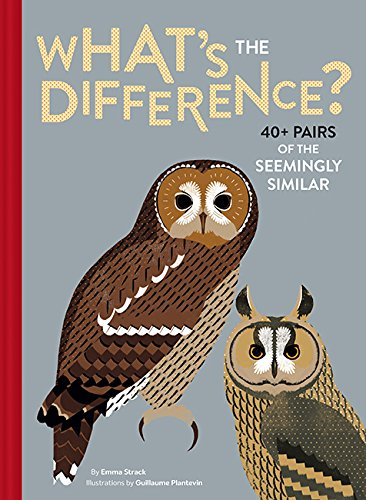 Image of What's the Difference?: 40+ Pairs of the Seemingly Similar