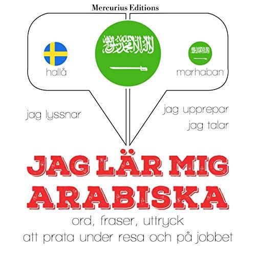 Jag lär mig arabiska cover art
