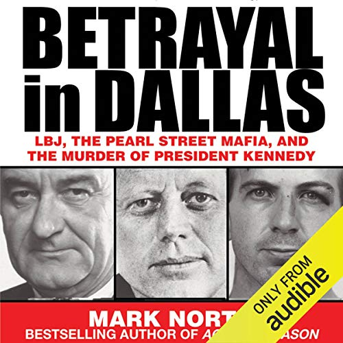 Betrayal in Dallas cover art