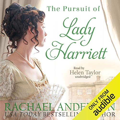 The Pursuit of Lady Harriett Titelbild
