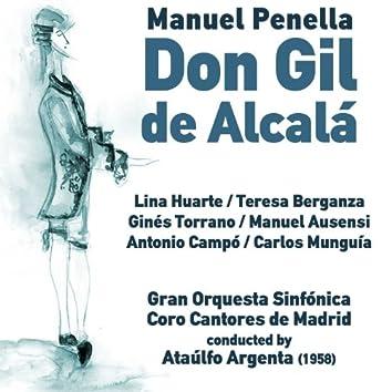 Manuel Penella: Don Gil de Alcalá (1958)