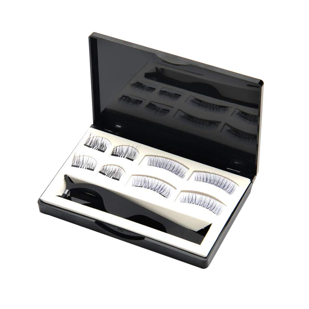 Max 55% OFF False Eyelashes Kit With Magnetic Twee Deluxe