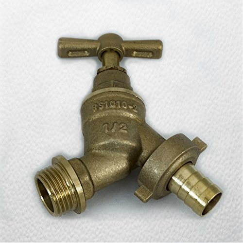 Tuyau Union Bib robinet 1/5,1 cm