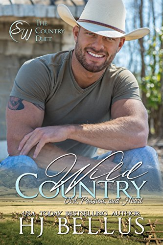Wild Country (Country Duet Book 1) by [HJ Bellus]