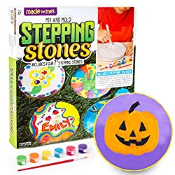 Made By Me Mix & Mold Your Own Stepping Stones