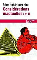 Consider Inactuell 1 2 (Folio Essais)