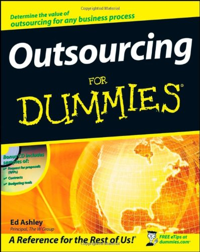 Compare Textbook Prices for Outsourcing For Dummies  ISBN 9780470226872 by Ashley, Ed