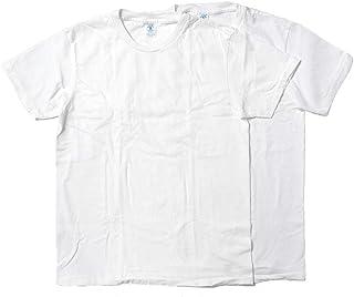(ベルバシーン) Velva Sheen 160919 2PAC CREW NECK TEE 2枚組パックTシャツ