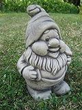 Gnome Gartenfigur    Weitere Gartendekorationen in meinem shop.Klicken Sie auf die blauen Neilstonecraft link