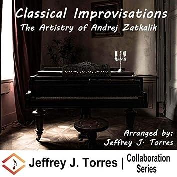 Classical Improvisations: The Artistry of Andrej Zatkalik