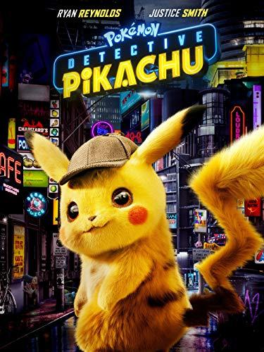 Pokémon Detective Pikachu + Bonus Features