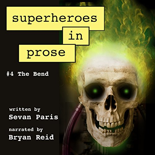 Superheroes in Prose, Volume Four audiobook cover art