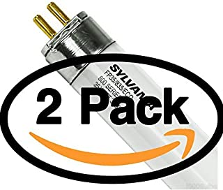 (2 Pack) Sylvania 20926 FP35/835/ECO 35 Watt T5 Fluorescent Tube Light bulb