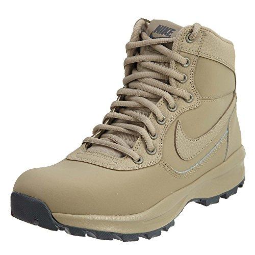 Nike Manoadome Mens Hi Top Trainers 844358 Sneaker Shoes (UK 10 US 11 EU 45, Khaki Dark Grey 200)