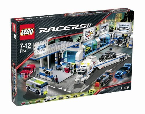 LEGO Racers 8154 - Brick Street Customs