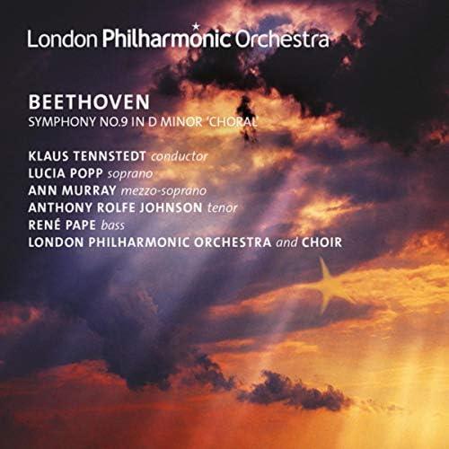 René Pape, Ann Murray, Anthony Rolfe Johnson, London Philharmonic Orchestra, Lucia Popp, London Philharmonic Choir & Klaus Tennstedt