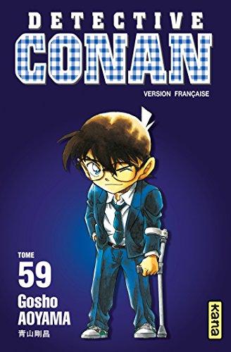 Détective Conan - Tome 59