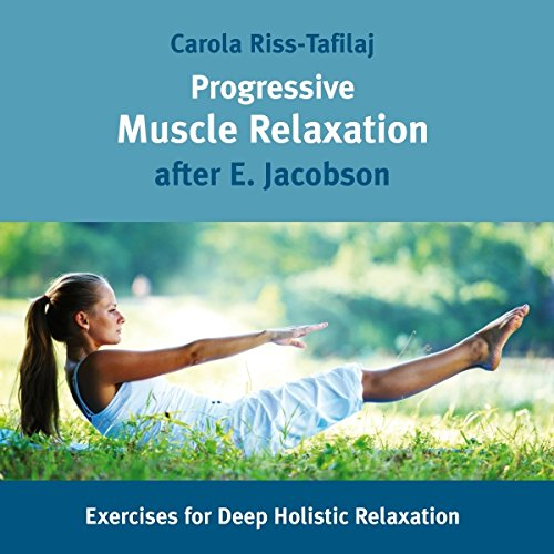 Progressive Muscle Relaxation audiobook cover art