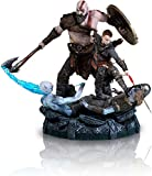 God of War 9' Kratos & Atreus Collector's Edition Statue